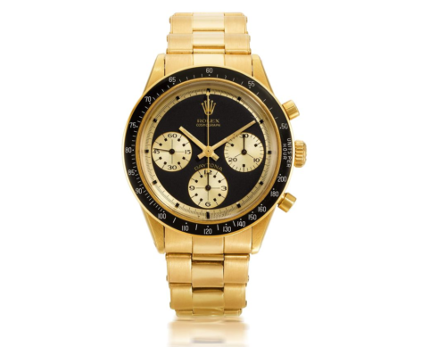Why Did This Rolex Watch Hammer for $1.5 Million?