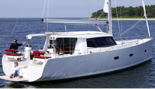 Moody 45 DS  Boat Review