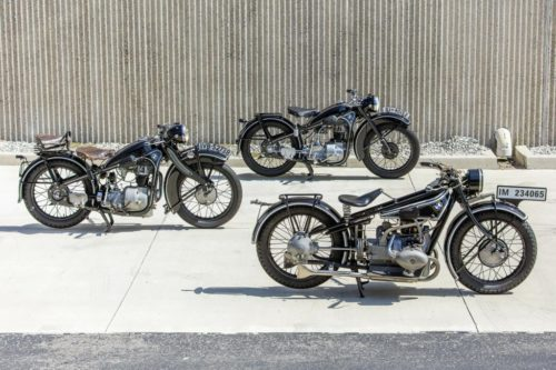 VINTAGE BMW MOTORCYCLES AUCTION: BONHAMS AT BARBER