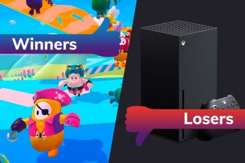 Winners and Losers: Fall Guys bounces to victory, while Xbox loses key system seller