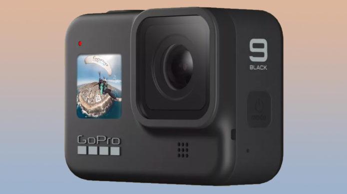 GoPro Hero 9 Black Sports Camera Leaked: Upgrade Dual Color Screen