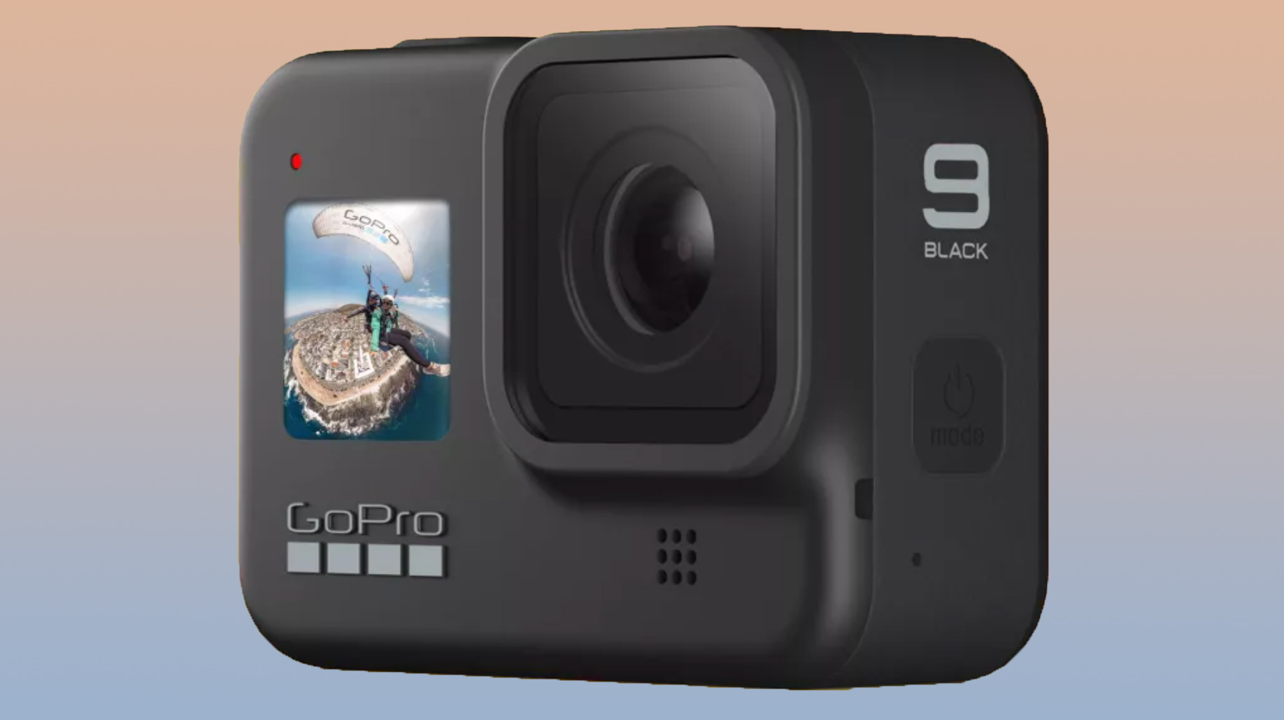 GoPro Hero 9 Black Sports Camera Leaked: Upgrade Dual Color Screen