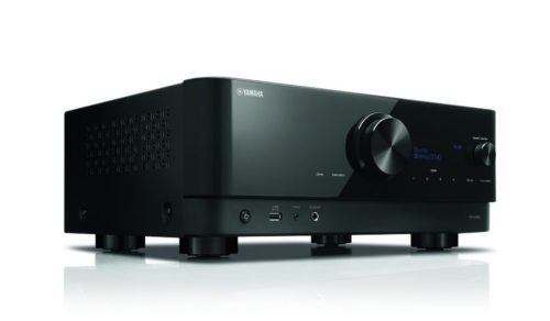 Yamaha's latest affordable AV receivers feature support for 8K and HDMI 2.1