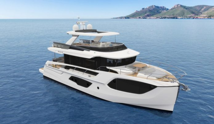 Absolute Navetta 64 first look: Innovative beach club layout brings the wow factor