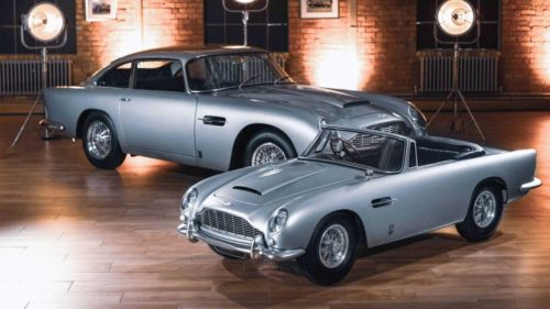 Aston Martin DB5 Junior is an affordable way to Aston Martin ownership