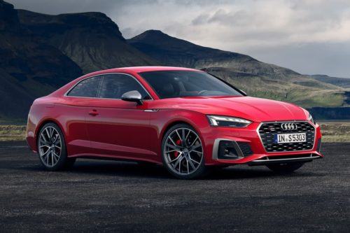Upgraded Audi S4 and Audi S5 priced and specced