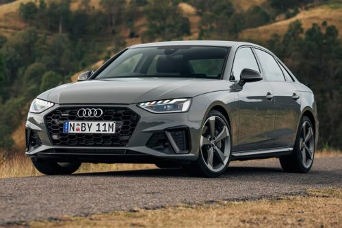 2020 Audi A4 pricing revealed