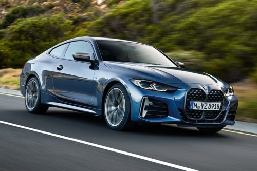 New BMW 4 Series priced