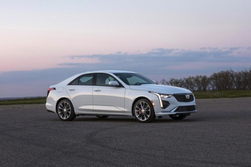 Tested: 2020 Cadillac CT4 450T AWD Qualifies as Mediocre