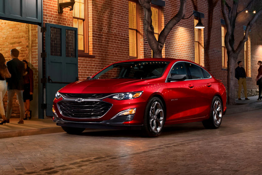 2021 Chevrolet Malibu Review