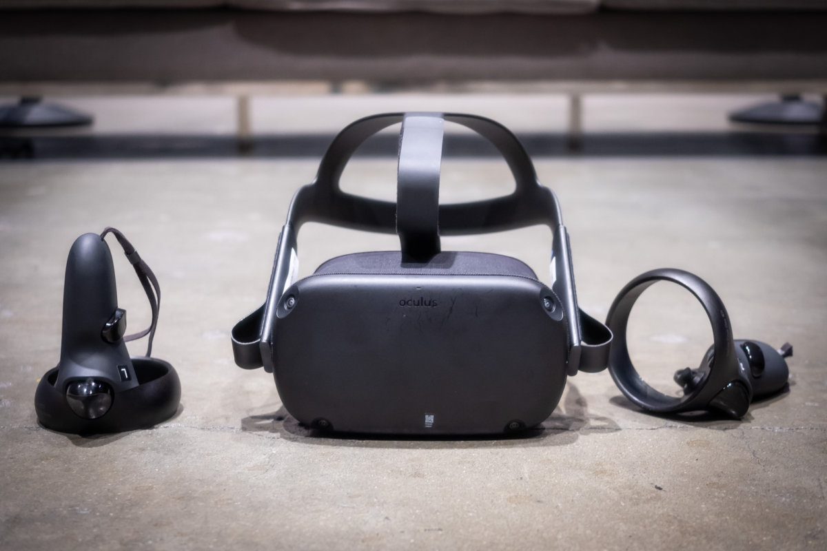 Oculus VR headsets will soon require a Facebook account