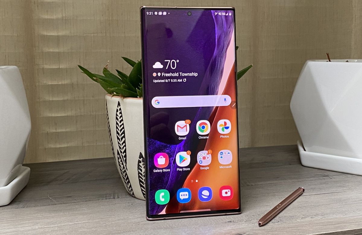5 reasons Galaxy Note 20 Ultra already beats iPhone 12 Pro