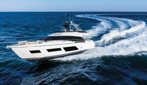 Ferretti 670 review: Classy flybridge yacht lives up to sky-high expectations