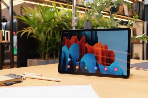 Hands on: Samsung Galaxy Tab S7 Plus Review