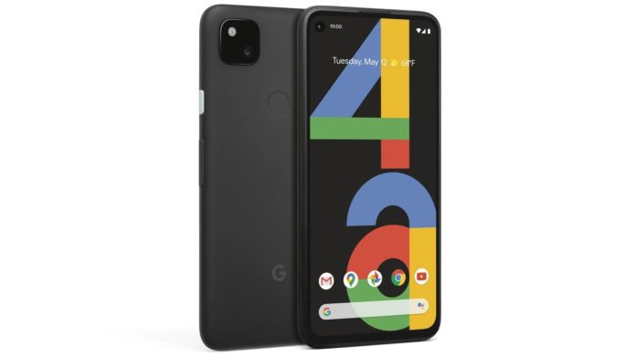 Google Pixel 4a official (finally!)