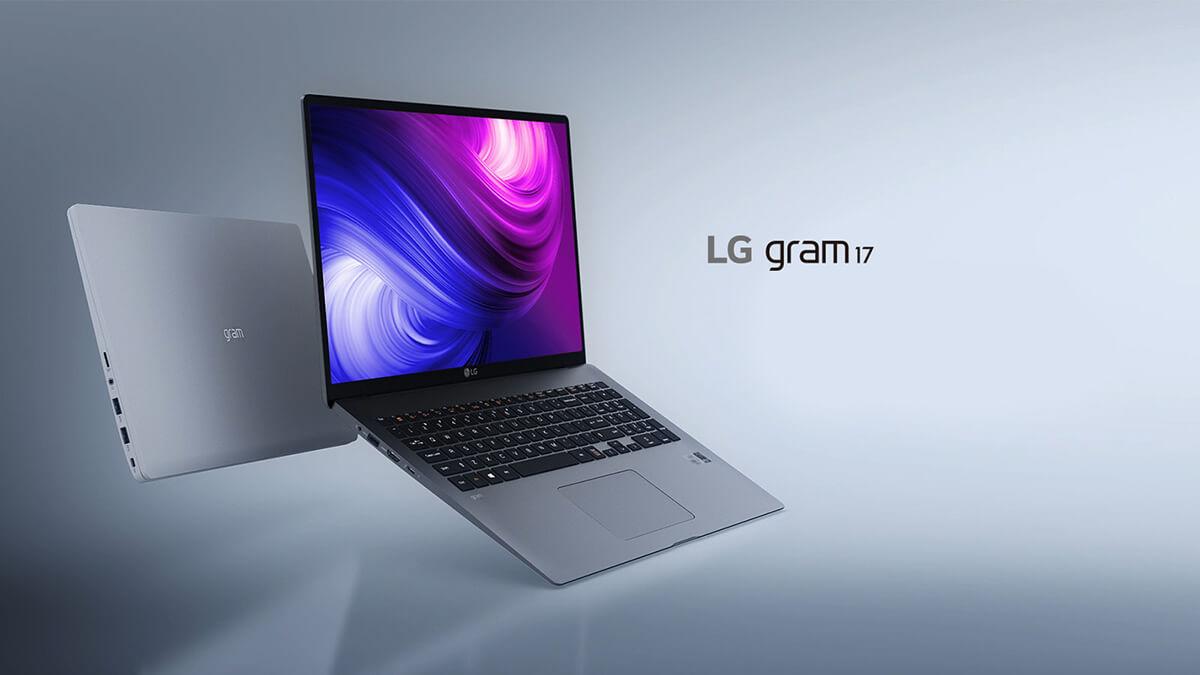 LG Gram 17 17Z90N