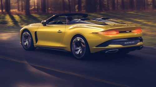 2021 Bentley Mulliner Bacalar review: Prototype drive