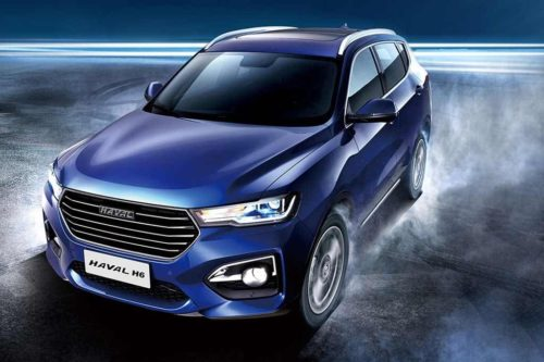 New Haval H6 here early next year