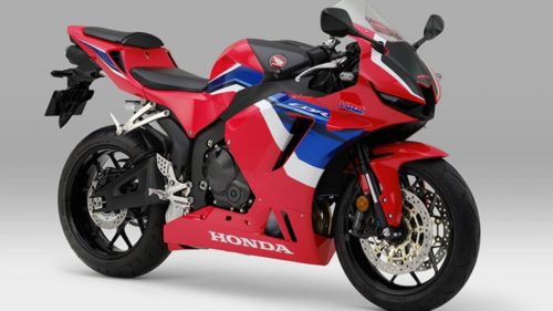 New 2021 Honda CBR600RR to be Announced Aug. 21