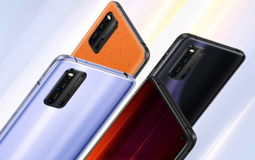 iQOO 5 Smartphone New Features: 120dB High Dynamic HI-Fi Chip and Dual speakers