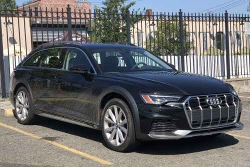 The New 2021 Audi A6 Allroad Is a Station Wagon That Walks Like an SUV