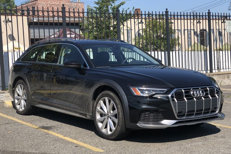 The New 2021 Audi A6 Allroad Is a Station Wagon That Walks ...