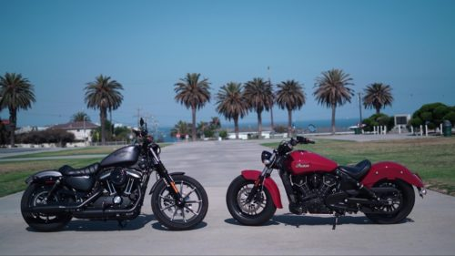 Harley Or Indian? Which American Iron Icon Is Right For You?