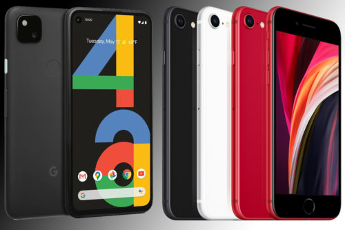 Google Pixel 4a vs iPhone SE (2020): Can a cheap Android handset beat Apple's best-ever budget iPhone?