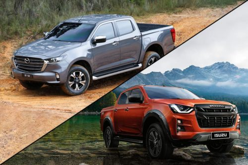 Why the new Isuzu D-MAX will outsell the new Mazda BT-50