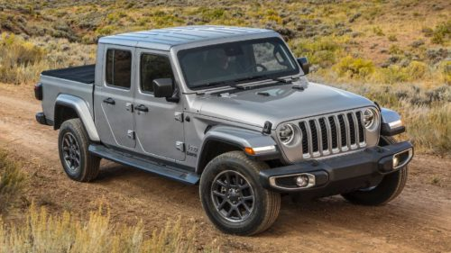 2021 Jeep Gladiator Willys Debuts For Sport, Sport S Models