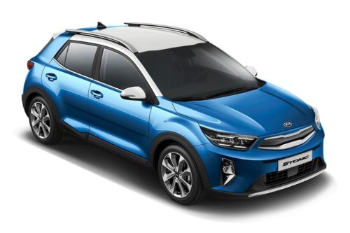 Facelifted Kia Stonic coming here this year