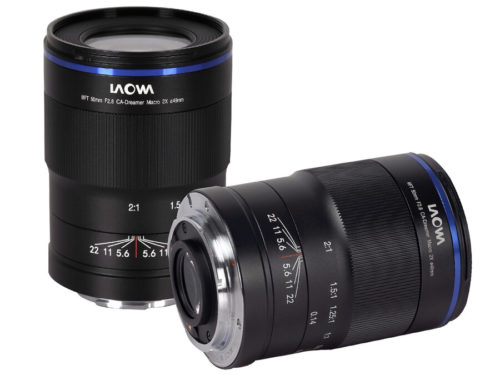 Laowa 50mm f/2.8 2x Ultra Macro APO Lens for Micro Four Thirds