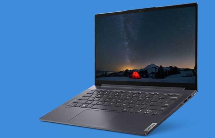 Lenovo IdeaPad Slim 7 performance preview: The high-end Ryzen laptop we've been waiting for