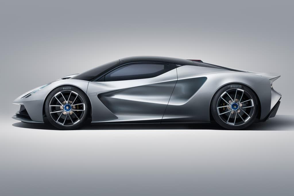 Lotus Evija electric hypercar postponed