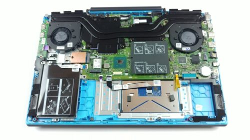Inside Dell G3 15 3500 – disassembly and upgrade options