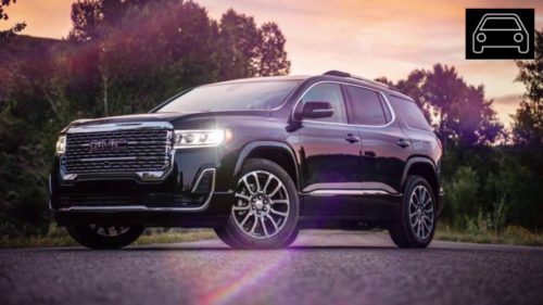 2021 GMC Acadia Review