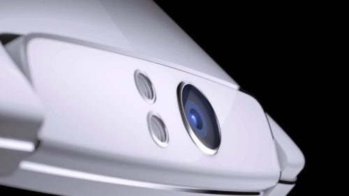 Flashback: the Oppo N1 turned the camera around on you
