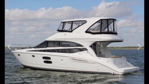 Meridian 441 Sedan Flybridge Boat Review