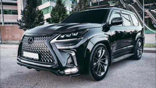 2021 Lexus GX Review