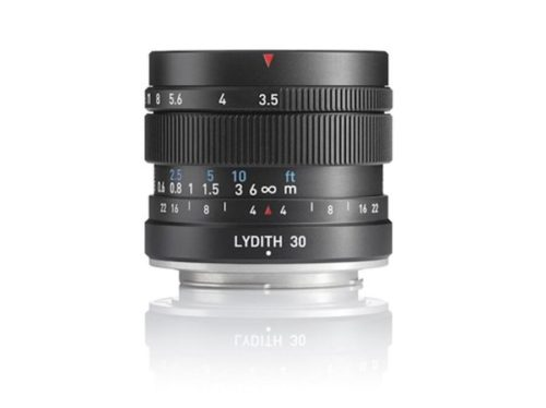 Meyer Optik Görlitz Announces the Lydith 30mm f/3.5 II Lens
