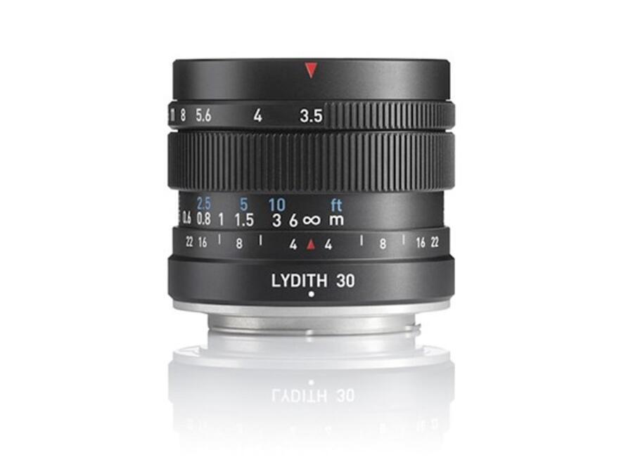 Meyer Optik Görlitz Announces the Lydith 30mm f/3.5 II Lens