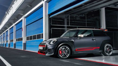 2021 Mini John Cooper Works GP First Drive Review: Don't M My JCW
