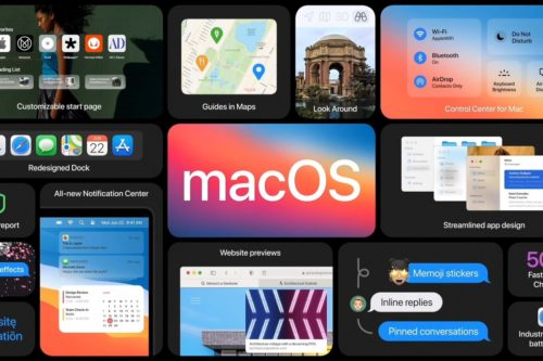 MacOS Big Sur: The 4 best new features