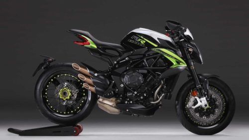 Now The MV Agusta Brutale And Dragster 800 Models Get The Smart Clutch System