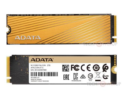 Adata Falcon M.2 NVMe SSD Review