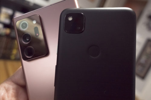 Google Pixel 4a vs Samsung Galaxy Note 20 Ultra camera shootout: Are these pictures worth $1,000?
