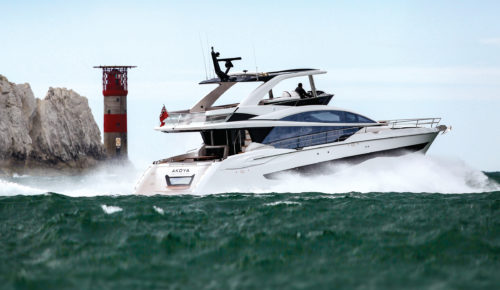 Pearl 62 review: New flybridge contender doesn't follow the crowd