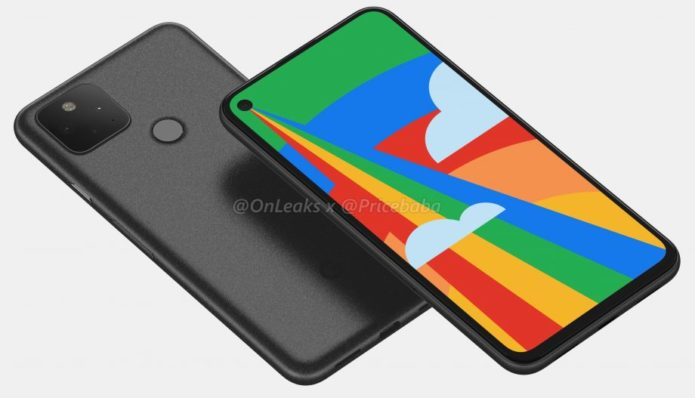 The Pixel 5 picture just became a lot clearer – here's the latest specs and renders