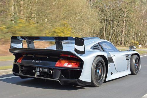 Rare Porsche for The Bend