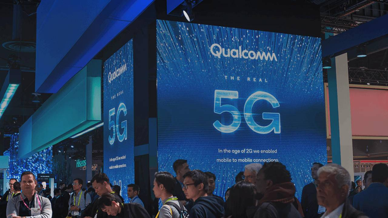 Qualcomm is seeking a license to sell 5G chips for Huawei's phones